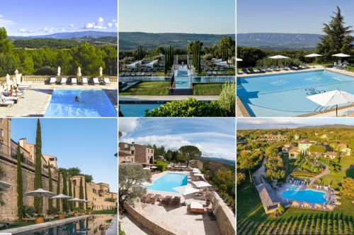 best addresses in the Luberon for luxury hotelsand Michelin-starred gastronomy