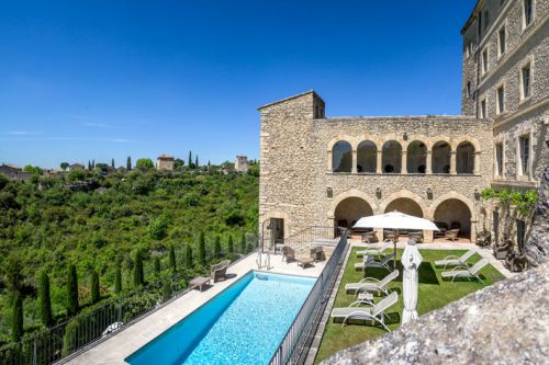 The Bastide of Gordes, Palace of the Luberon