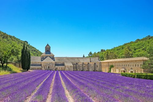 3 days in Provence - by car, on foot and by boat