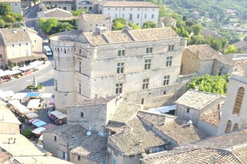 Heritage: The Castle of Gordes