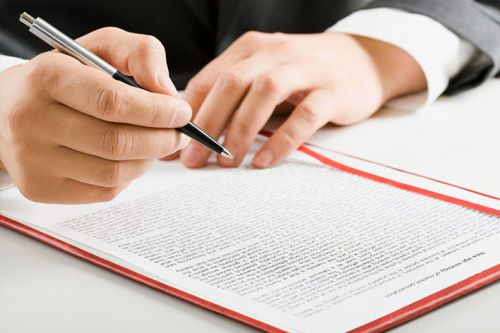 The sales compromise: a preliminary sales contract