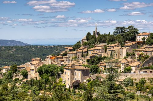​Village of Vaucluse: Bonnieux