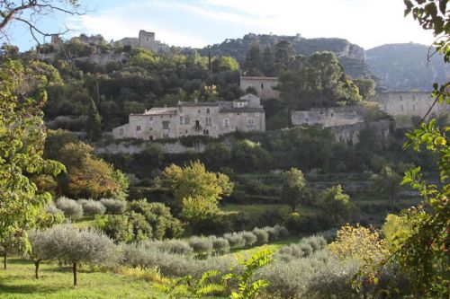 ​Village of Vaucluse: Oppede