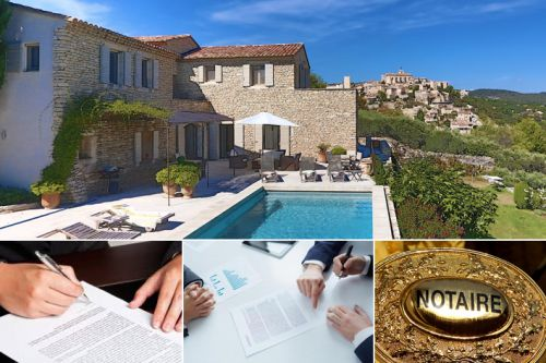 Buy a property in France, especially in Vaucluse Luberon