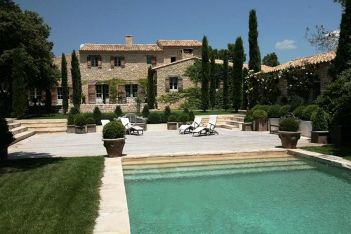 Biens vendus propri t s de luxe en provence provence for Achat maison gordes